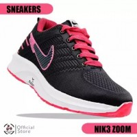 Sneakers Nix Zoom Pink Lady