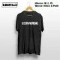 KONVERSE ALL STAR LOGO Cotton Combed 30s Premium Tshirt