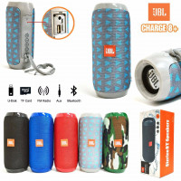 Speaker Bluetooth JBL Charge 8+ Speaker JBL Double Bass Sound High Quality