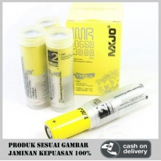Authentic Baterai MXJO IMR 18650 Flat Top Baterai Vapor Baterry MXJO 3000maH 35A High Quality