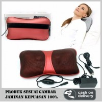 Bantal Pijat Elektrik Car and Home Massage Pillow Bantal Pijat Tubuh High Quality