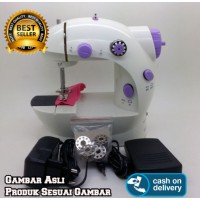 Mesin Jahit Portable Vanstar 4in1