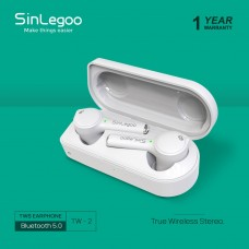 Sinlegoo W2 TWS Earphone Bluetooth Wireless