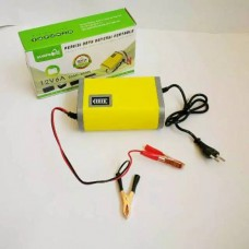 Charger Aki/Accu Motor Kering 12V/2A