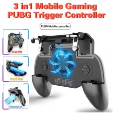 Controler Trigger Power Cooling Fan Stand Grip