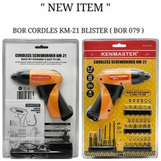 Kenmaster KM-21 Bor Cordless Drill Charger